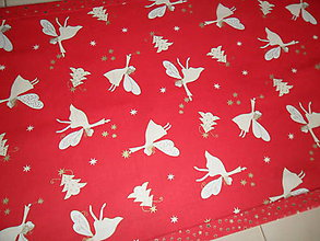 Úžitkový textil - Vianočný obrus stredový. - 11309360_