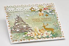 Papiernictvo - Veselé Vianoce - 11306626_