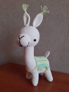 Hračky - Lama - 11307401_