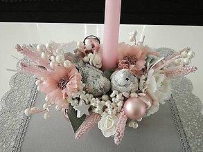 Dekorácie - Vianočné holúbky - 11310223_