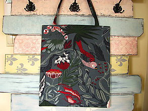 Nákupné tašky - Taška pro lesní vílu - 11306380_