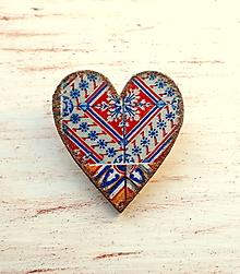 Odznaky/Brošne - brošňa ornamenty - 11305787_