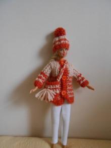 Hračky - Oblečenie pre barbie - 11310366_