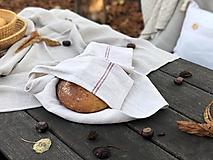 Úžitkový textil - Utierka z ľanového plátna - 11309004_