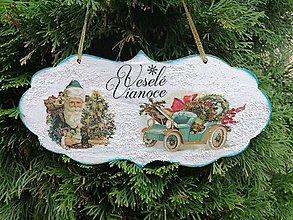 Tabuľky - veselé vianoce 3 - 11305566_