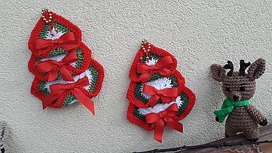 Dekorácie - stromček Vianočný - 11309599_