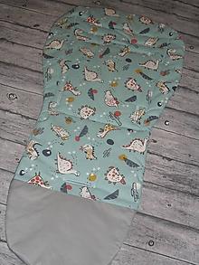 Textil - Podložka s nepremokavým spodným dielom - 11315376_