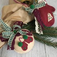 Dekorácie - Vianočné ozdoby - 11312006_
