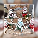 Dekorácie - vianočná dekorácia - 11311218_