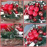 Dekorácie - adventná dekorácia - 11312048_