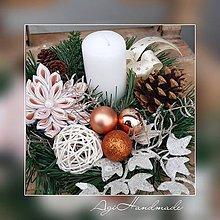 Dekorácie - vianočná dekorácia - 11312115_