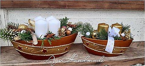 Dekorácie - vianočná dekorácia - 11312584_