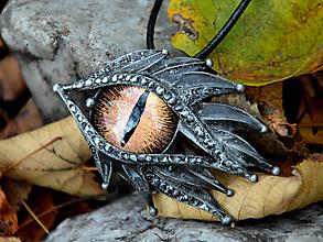"""Náhrdelníky - Přívěsek """"Dragon Wings XIV."""" - 11314858_"""