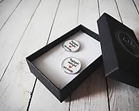 Šperky - Manžetové gombíky - 11310850_