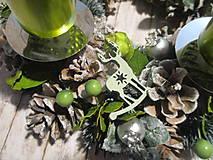 Dekorácie - Adventný venček - 11314979_