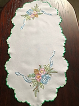 Úžitkový textil - Vianočný motív - 11314240_