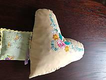 Úžitkový textil - Vankúšik pre nepokojné dieťa - 11314292_