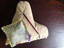 Úžitkový textil - Vankúšik pre nepokojné dieťa - 11314293_