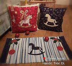 Úžitkový textil - Koníkom je v detskej dobre - 11314427_