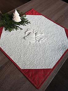 Úžitkový textil - Vianočný obrus - 11313856_