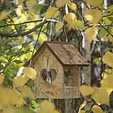 Pre zvieratká - Krmítko pre vtáčiky - 11315006_