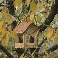Pre zvieratká - Krmítko pre vtáčiky - 11315009_