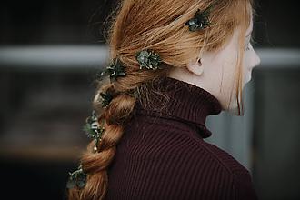 Ozdoby do vlasov - Vlásenky Greenpins - 11310727_