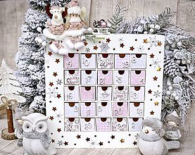 Dekorácie - Adventný kalendár - 11312821_