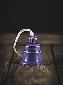 Dekorácie - Zvonek levandule - 11314400_