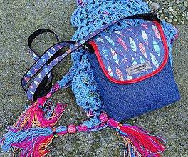 Iné tašky - Pro  slečnu s mobilem a bez klíčů - 11314122_