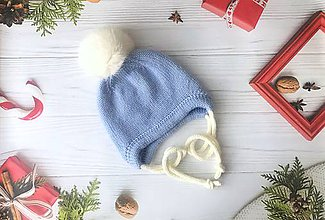 Detské čiapky - Čiapočka - 11312416_