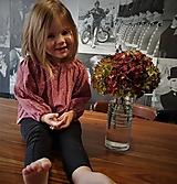 Detské oblečenie - detské bavlnené tričko/top (86 - Zelená) - 11313900_