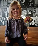 Detské oblečenie - detské bavlnené tričko/top (86 - Zelená) - 11313901_