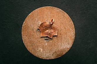 Náhrdelníky - Prívesok ľaliovník tulipánokvetý mini - 11312122_