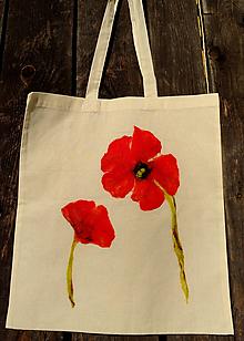 "Nákupné tašky - Taška ""makové devy"" - 11312932_"
