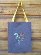 Veľké tašky - Taška kolibrik - 11315421_