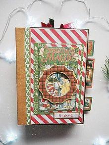 Nezaradené - Christmas Magic Album/ December daily Akcia!! - 11312874_