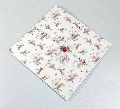 Papiernictvo - Veľký vianočný balíček - pohľadnica/pozdrav - 11313882_