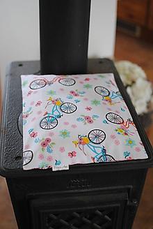Úžitkový textil - Bicyklíkový vankúš - 11311808_