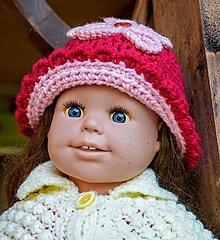 Detské čiapky - čiapka - 11315715_