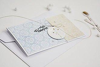 Papiernictvo - Vianočný pozdrav - zimné plody VII - 11317569_