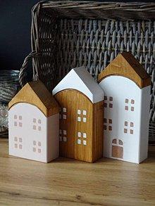 Dekorácie - Domčeky - 11316427_