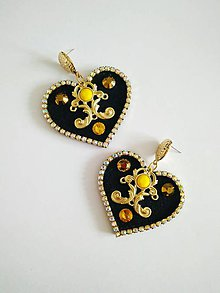 Náušnice - Ornament - 11317162_