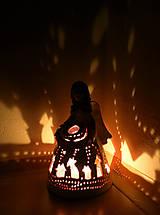 "Svietidlá a sviečky - ""Dedinôčka"" - anjelska aromalampa - 11319214_"