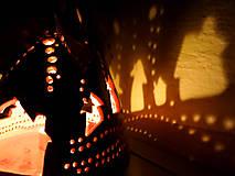 "Svietidlá a sviečky - ""Dedinôčka"" - anjelska aromalampa - 11319215_"