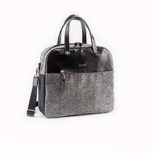 Veľké tašky - Daily S&P leather - 11320191_