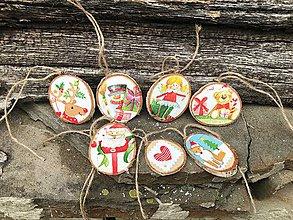 Dekorácie - Vianočné ozdoby - 11318025_