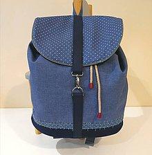 Batohy - Dámsky ruksak. - 11316098_