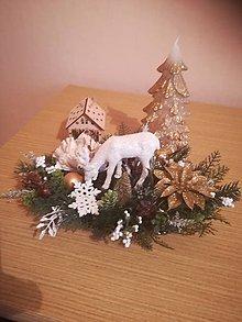 Dekorácie - Vianočná dekoracia - 11318871_