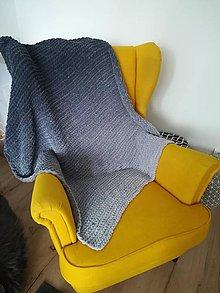 Úžitkový textil - Deka Puff - 11318695_